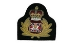 Bullion-Cap-Badge