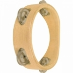 WOODEN-TAMBOURINES-06-INCHES-4-PAIRS-JINGLES