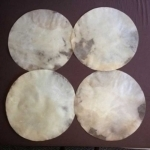 22-INCHES-GOAT-SKIN-VELLUM-HEAD-FOR-BODHRAN-OR-DJEMBE